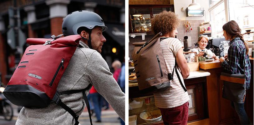 Plecak Ortlieb Commuter Daypack (fot. Ortlieb)